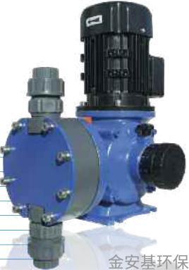KOSMO 系列 MM1 机械复位隔膜计量泵