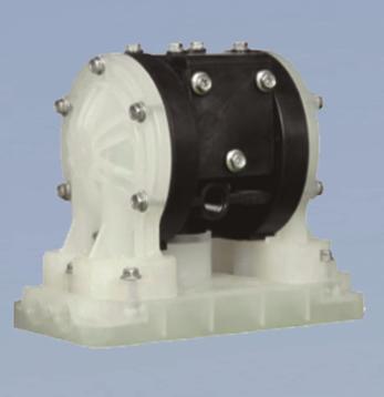 AL06气动隔膜泵( 塑料)