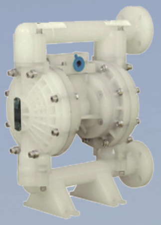 ALP50新型全PP气动隔膜泵