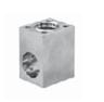 +GF+ 金属安装件,承插焊型