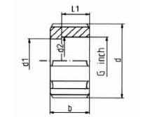 PP-H 对焊管件 活节母